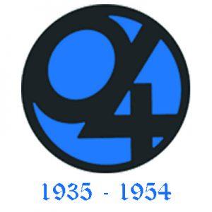 Logo 1935 - 1954